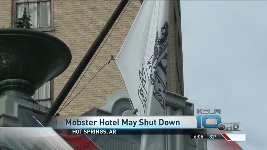 Mobster Hotel Could Shut Down for Safety Violations_39912820