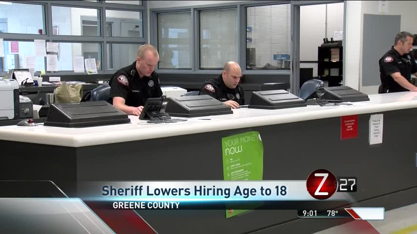 Sheriff-s Office Lowers Hiring Age to 18_96399378