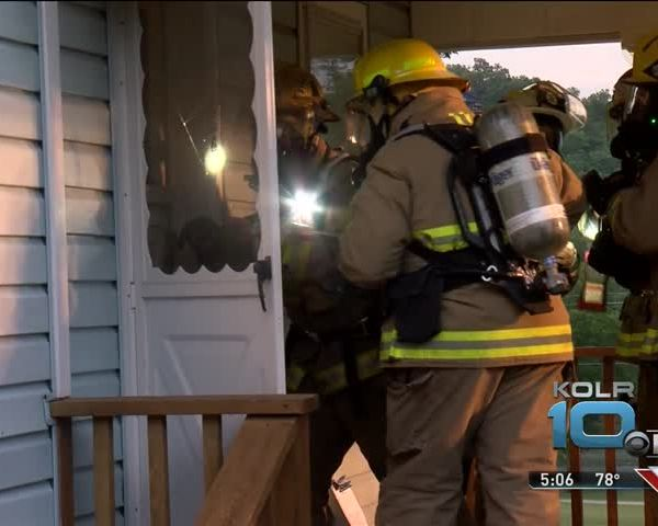 Taney- Co- Fire Crews Train at Vacant- Donated House_54105351