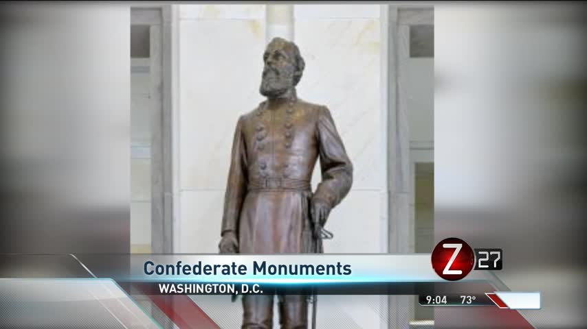 What to do With Confederate Monuments_99716230