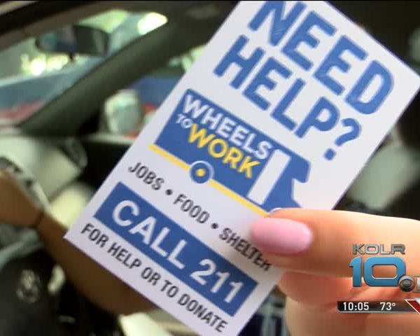 Wheels to Work- Hand Out Resources- Not Cash_72593329