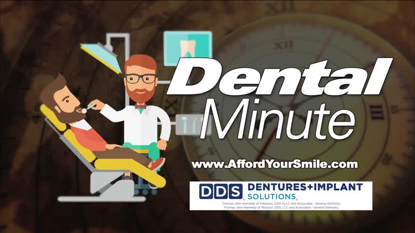 DDS Harrison - Dental Minute - 8/15/17