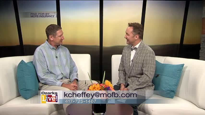 Missouri Farm Bureau - Kevin Cheffey - 9/27/17