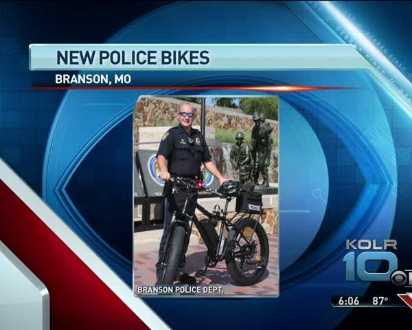 Branson Police Get New- Battery-Powered Motor Bikes_54694773