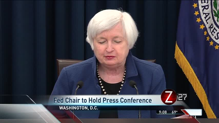 Fed Chair Yellen_65015539