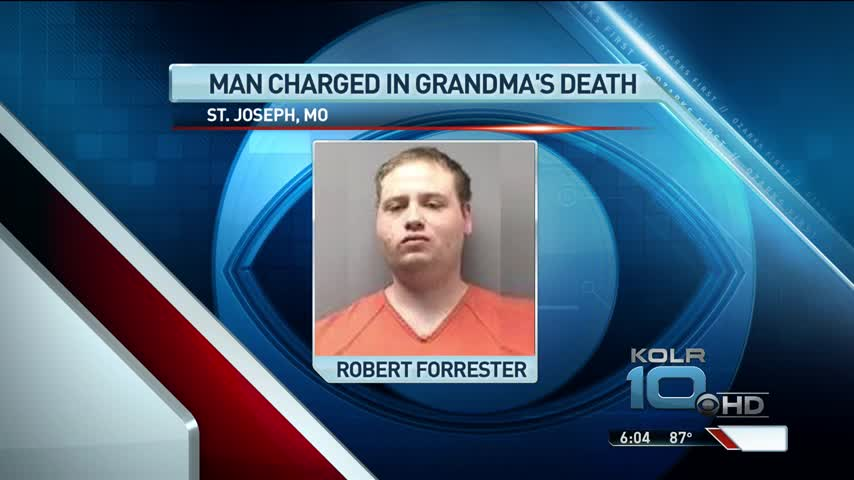 Man Accused of Killing Grandmother_83674800