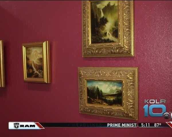 Springfield Art Museum Showcases New Exhibit_56783882