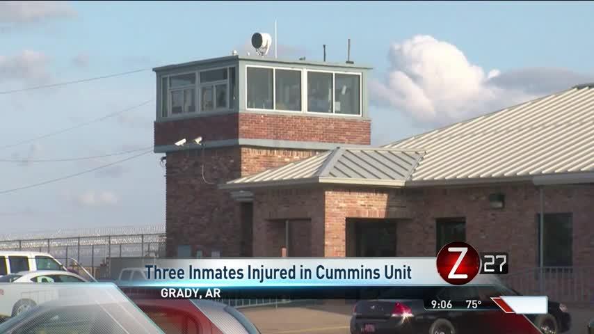 Three Inmates Injured in Grady- Arkansas- Prison_19653109