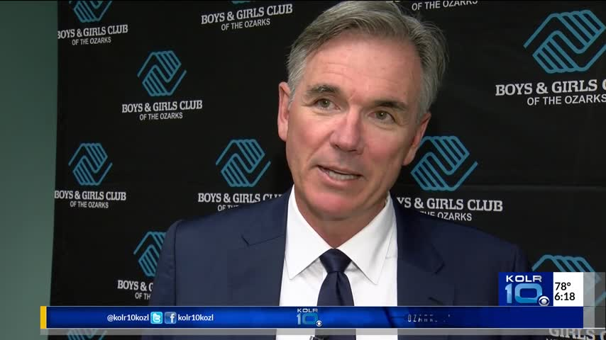 Billy Beane Speaks at Boys and Girls Club_48551432