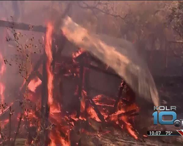 California Firefighters Gain Ground_38771203