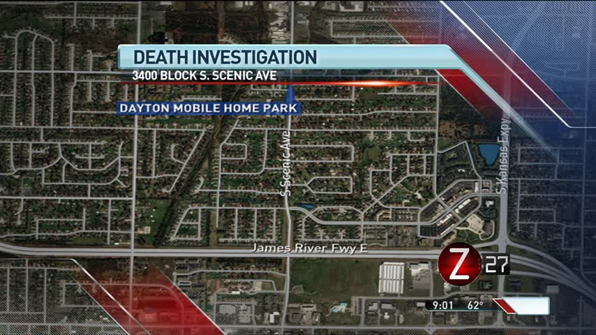 Deputies Find Person Dead  After Drive-By Shooting at Mobile_36422988