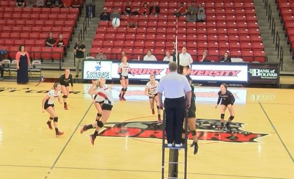 Drury Volleyball (Oct. 3, 2017)
