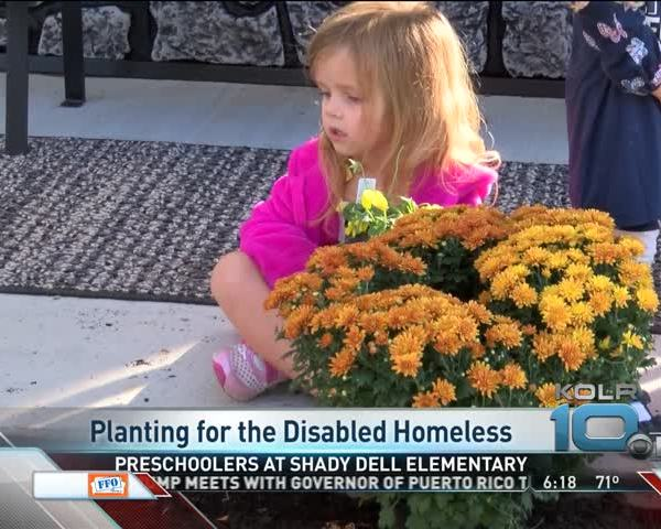 Planting for Disabled Homeless_22201095