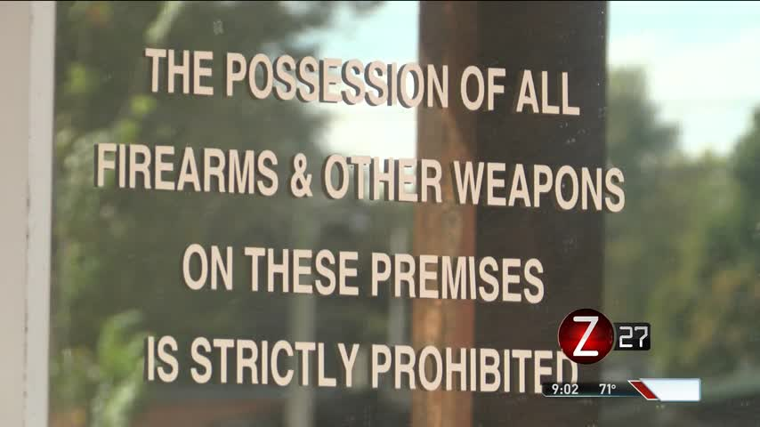Proposed Ordinance Bans Weapons in Ozark City Buildings_11846824