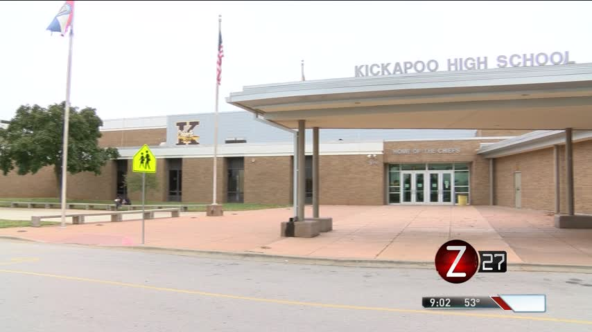 Teen Arrested After Threats Against Kickapoo High School_27340363