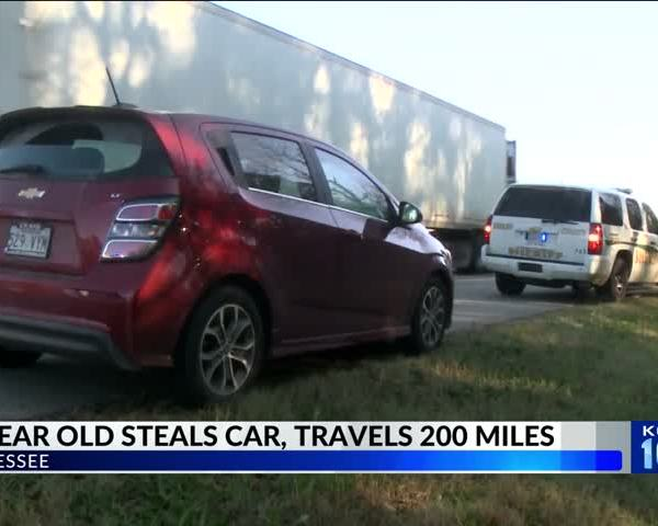 Arkansas 13-Year-Old Steals Grandmother-s Car to Visit Girlf_17400958
