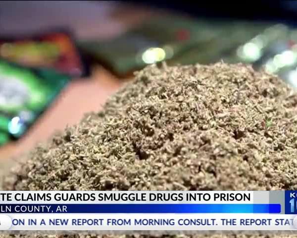 Arkansas Inmate Says Synthetic Marijuana Takes Over Prison_50788954