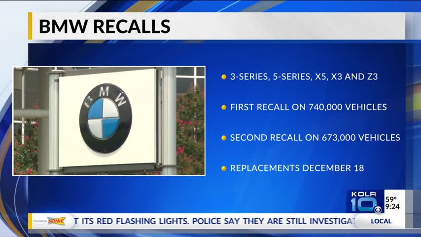 BMW Recalls 1-4 Million Vehicles Due to Fire Risk_99214817
