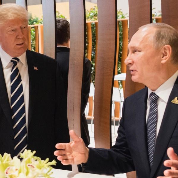 Donald trump and vladamir putin29073204-159532