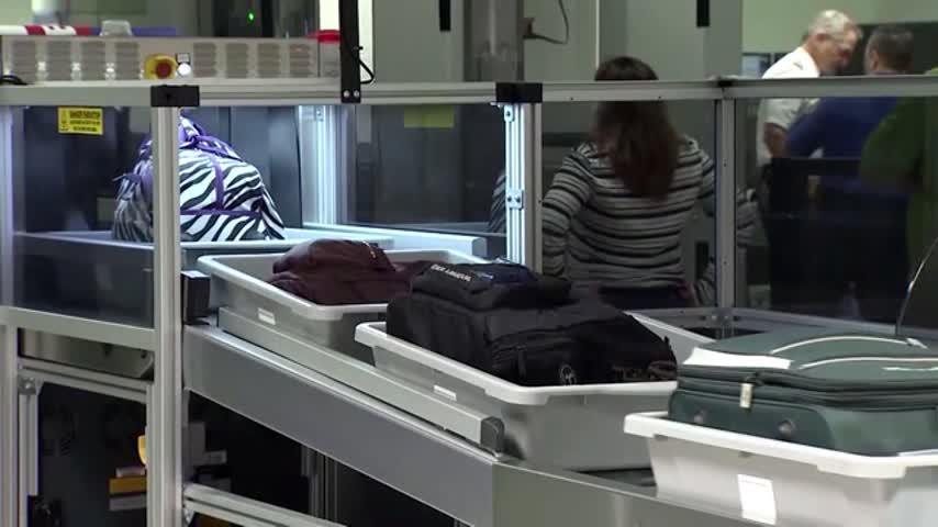 Homeland Security Reveals TSA Security Lapses_98744168
