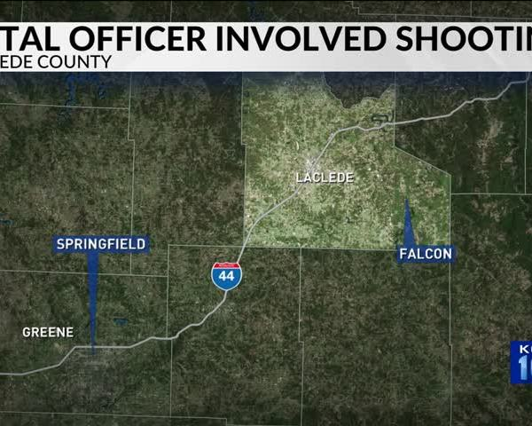 Laclede County Deputy Involved in Overnight Shooting_39598720