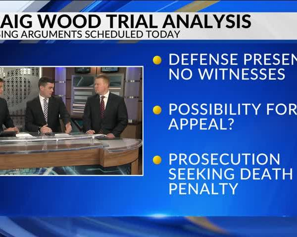 Wood Trial Analysis: Defense Chooses Not to Call Witness