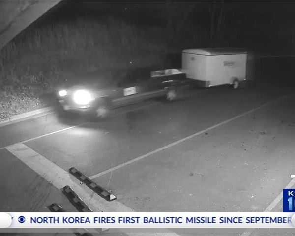 Habitat for Humanity Robbed of Supply Trailer- Truck_50913411