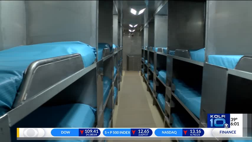 New Temporary Greene County Jail Sits Empty Due to Low Staff_17239247