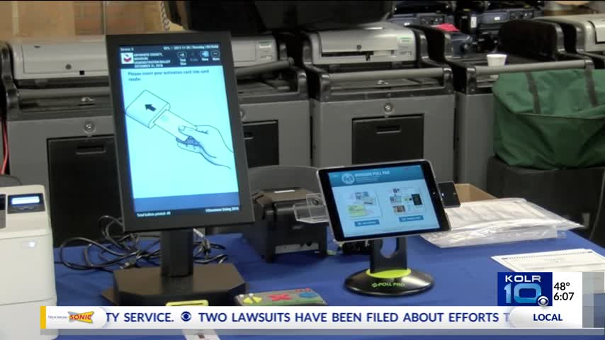 New Voting Equipment Tested for Greene County_94754652