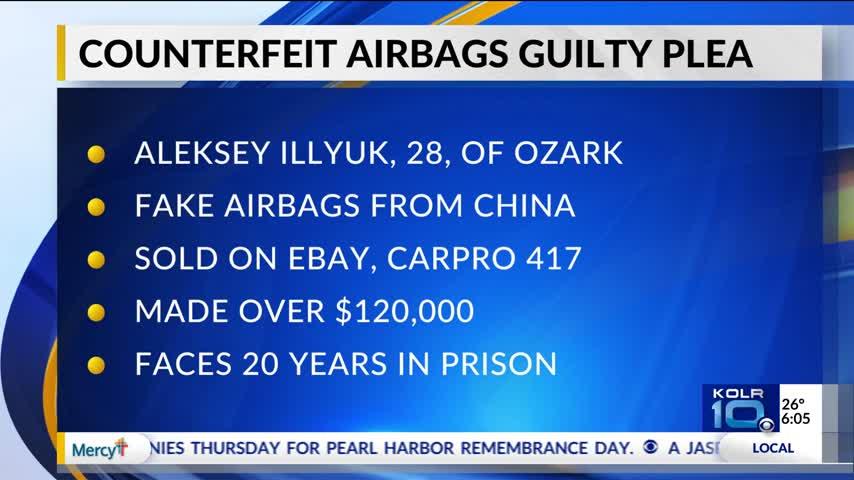 Ozark Man Sells -120-000 Worth of Fake Airbags_73867748