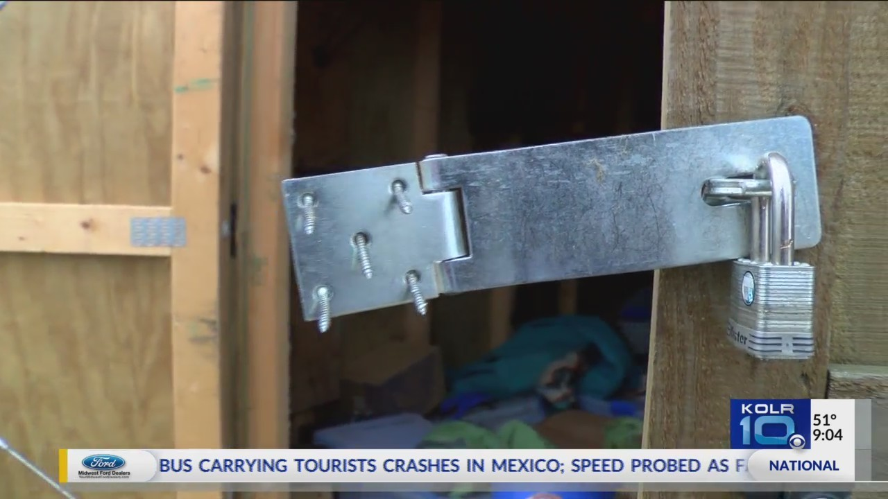 Second Theft at C.A.R.E. Animal Sanctuary in Four Days