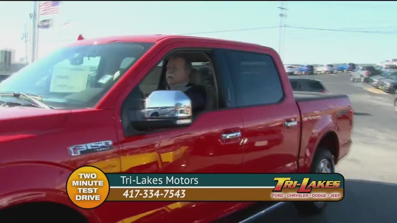 Tri Lakes Two Minute Test Drive - Truck F150