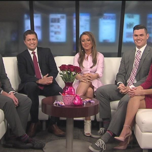 Daybreak Crew Discusses Valentines Day 2018