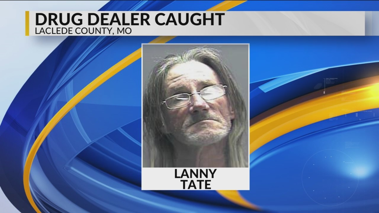 Police Find Laclede County Drug Dealer with Meth, Pound of