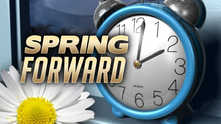 Spring Forward: Tips For Adjusting To Daylight Saving Time