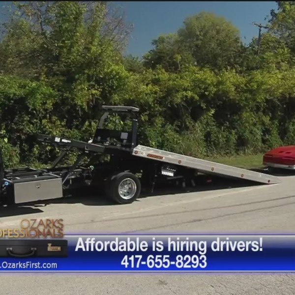 Affordable Towing Drivers