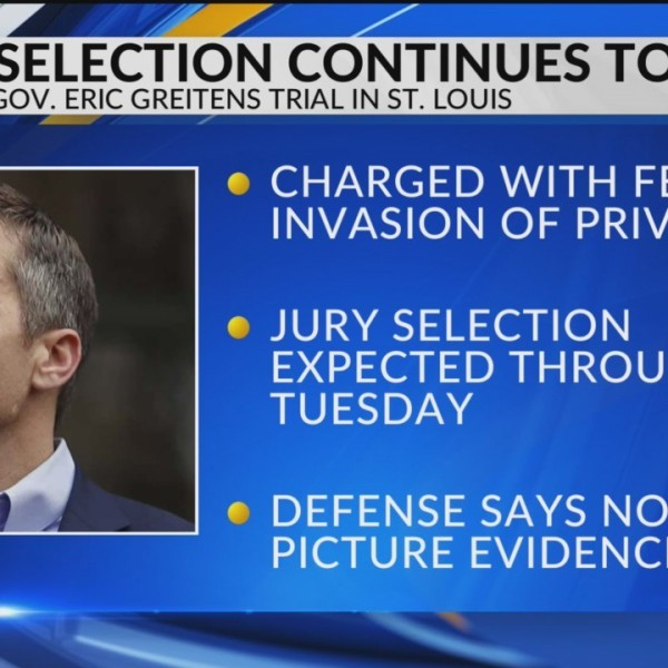 Adam Woody Discusses Greitens Trial: Third Day of Jury Selection