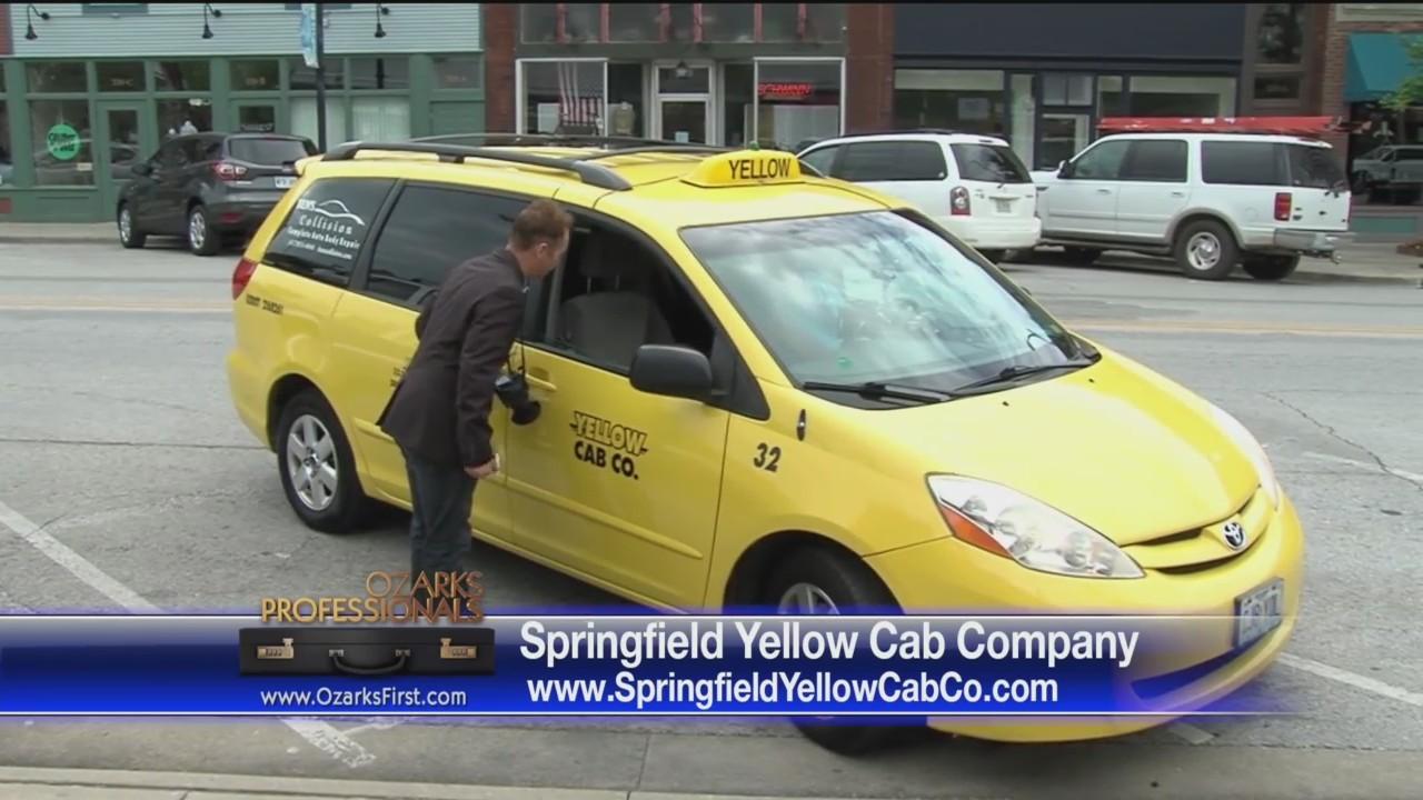 Springfield Yellow Cab