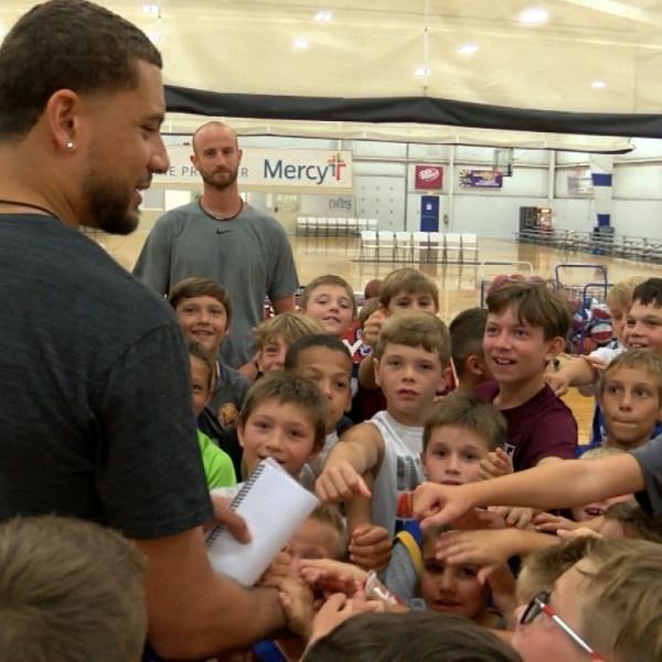 Kyle Weems Basketball Camp