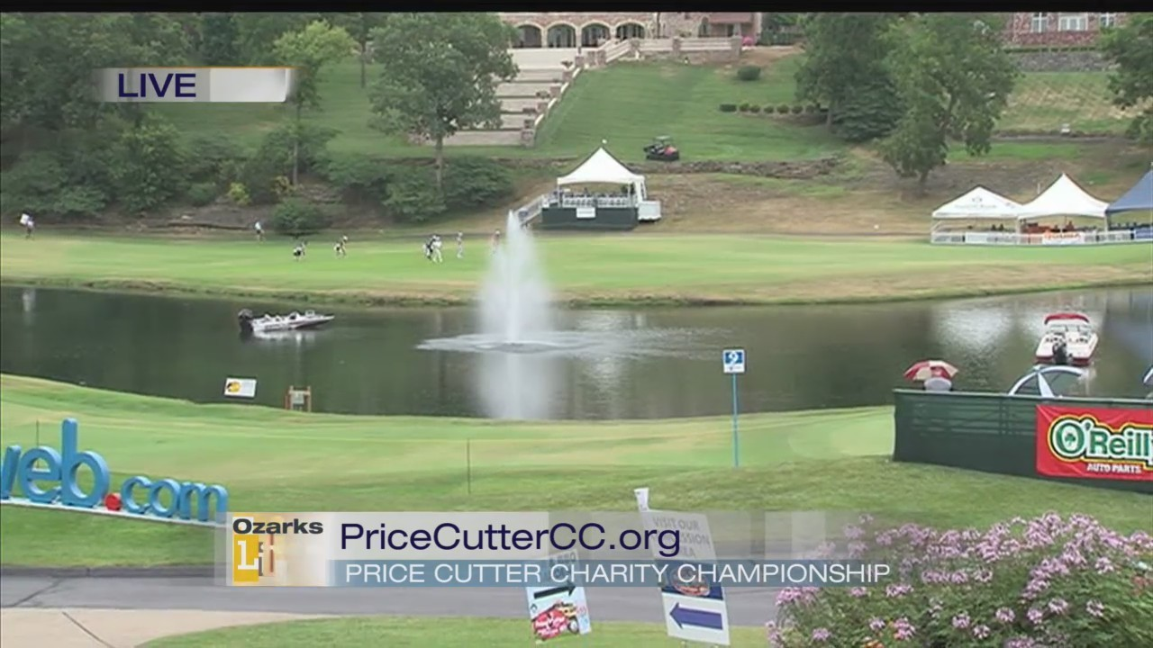 Ozarks Live! Price Cutter Charity Championship - 7/26/18