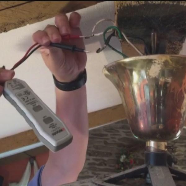 Sutherlands - Build It Better - Ceiling Fan Installation - 7/26/18
