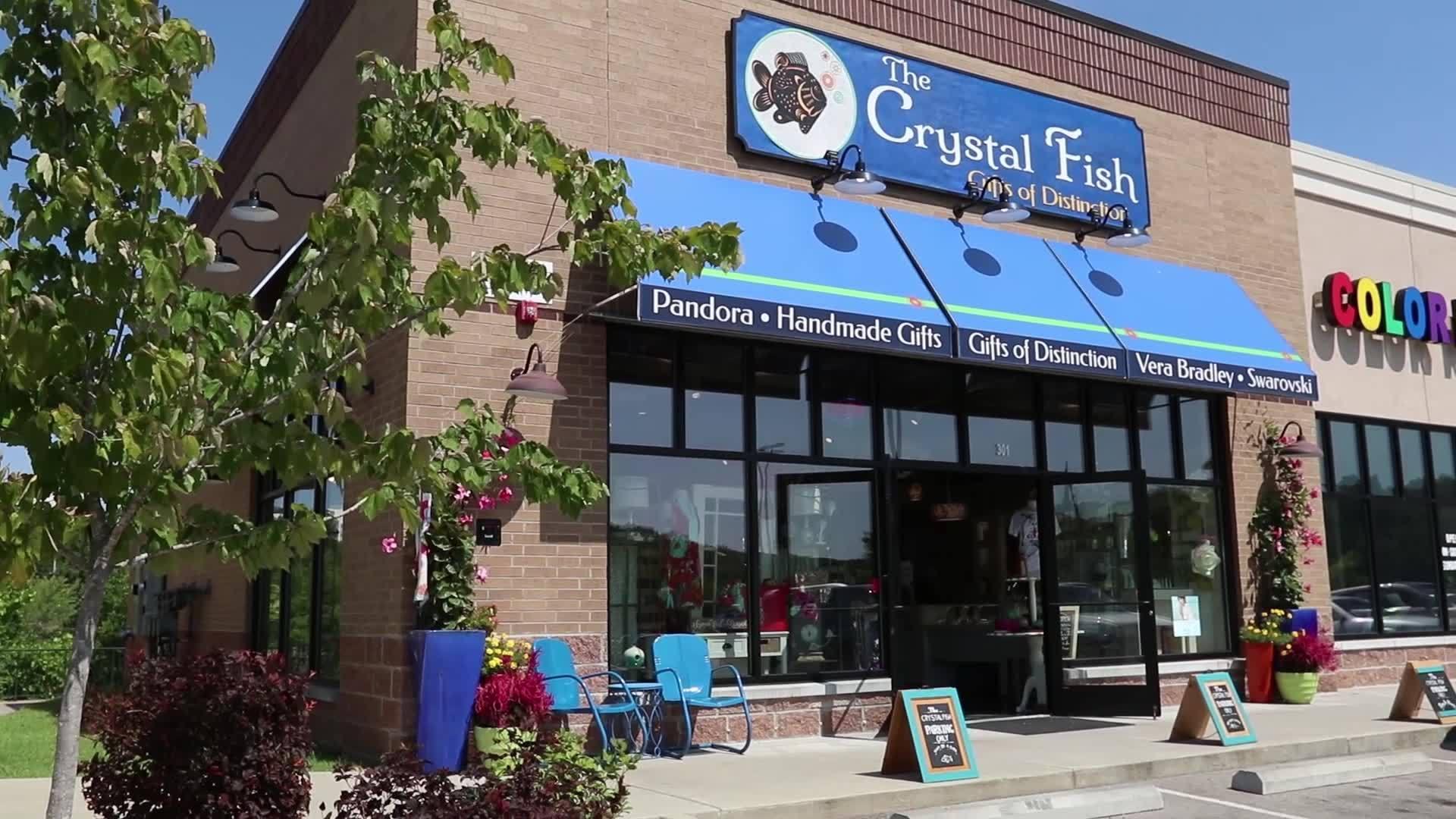 Best of Branson - Crystal Fish