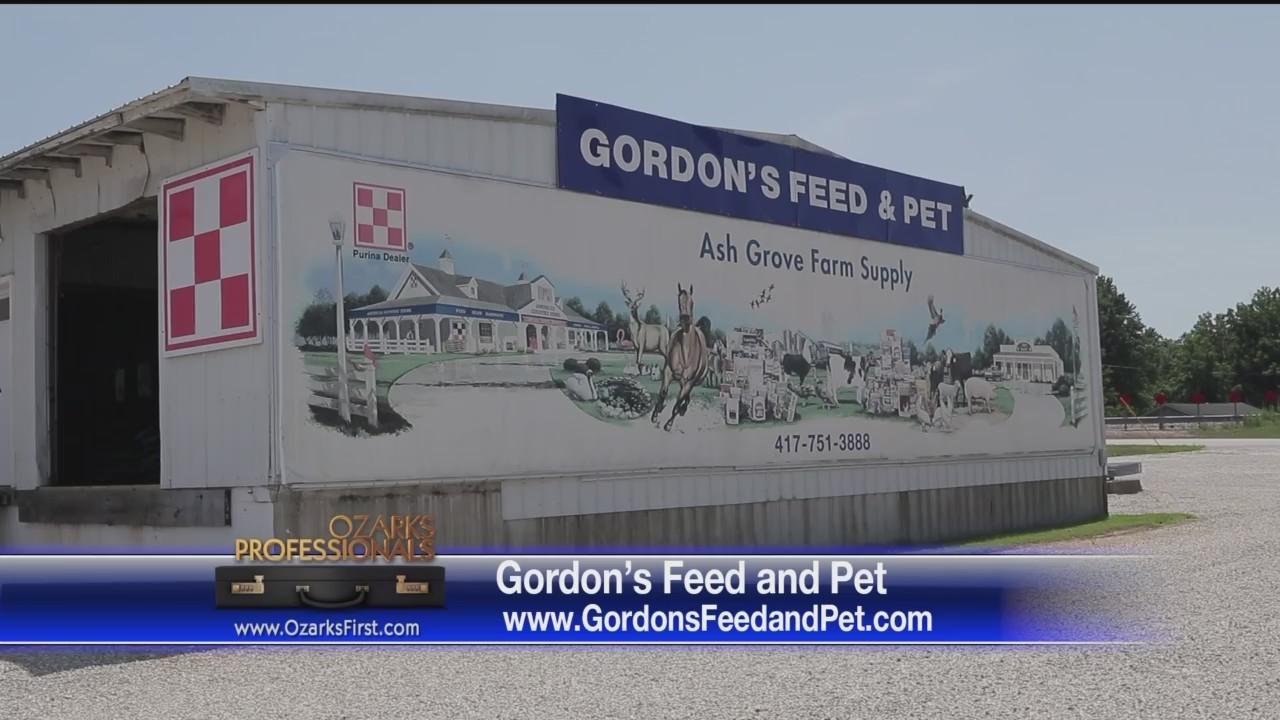 Gordon's Feed & Pet - 8/29/18