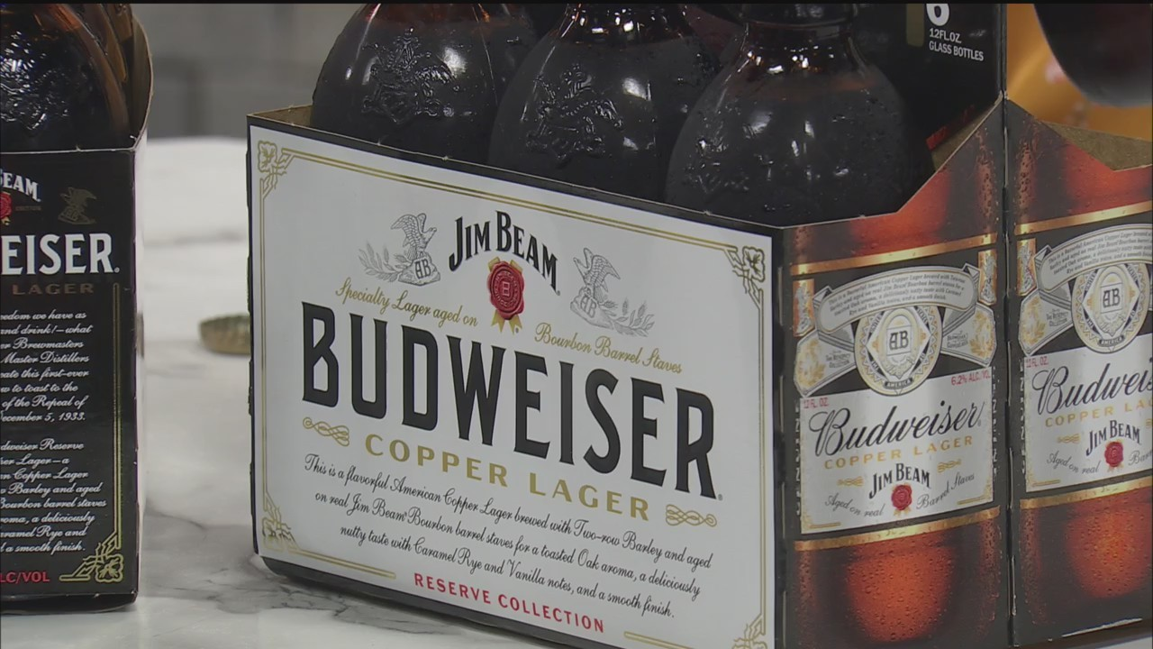 Jim Beam & Budweiser - Macadoodles - 8/27/18