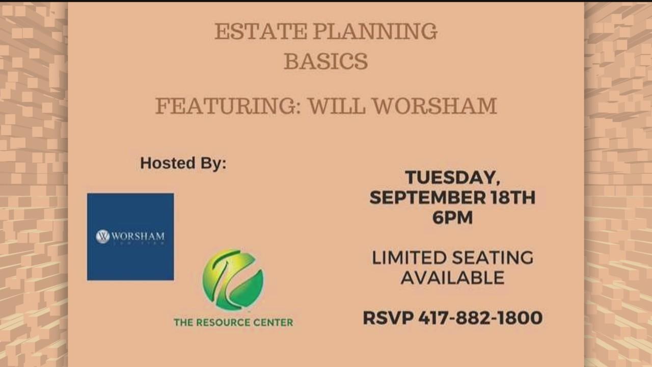 Retirement Planning - Dollars & Sense - 8/28/18