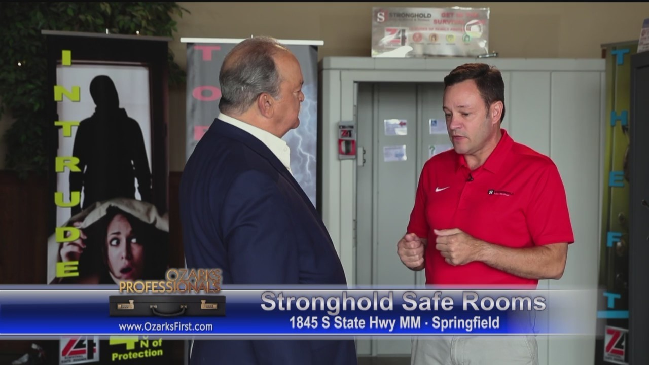Stronghold Safe Rooms - 8/22/18