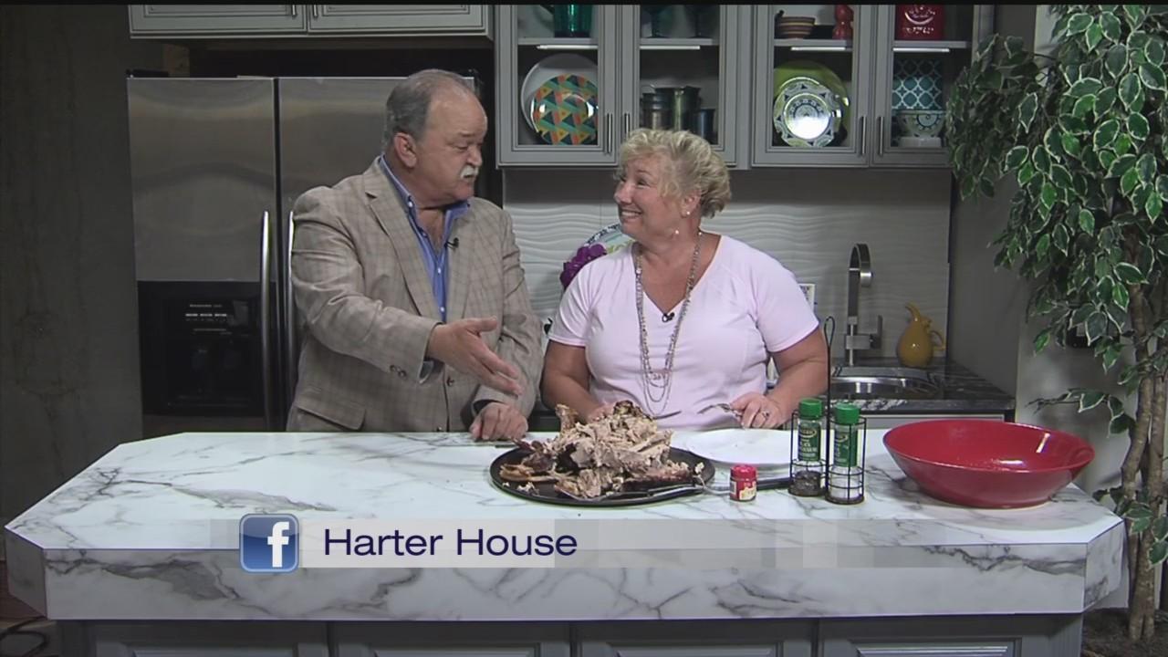 Pork Picnic Roast - Harter House - 9/17/18
