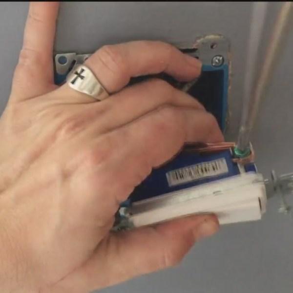 Sutherlands - Build It Better - Installing a Porch Light - 9/13/18