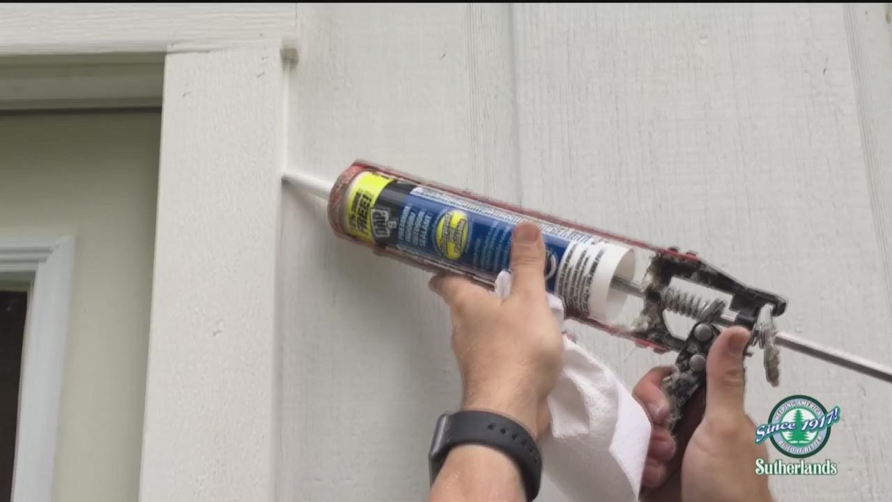 Sutherlands - Build It Better - Installing A Door & Lock - 9/20/18