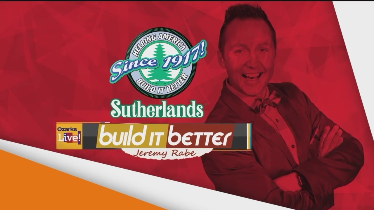 Sutherland's Build It Better - Bathroom - 10/3/18